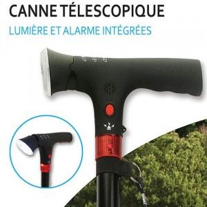 canne-de-marche-telescopique-lumiere-et-alarme